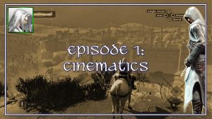 Assassin's Creed Episode 1 Title Slate by Narishm