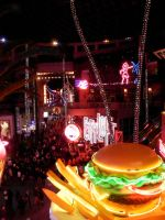 New Year Universal Citywalk 2 by 8thAndOliver