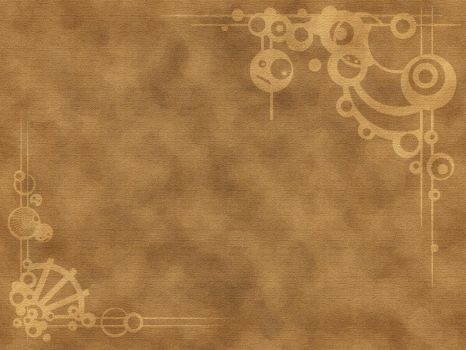 Brown Paper Illustration by stock-pics-textures