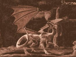 Draconian Legend by Sheona