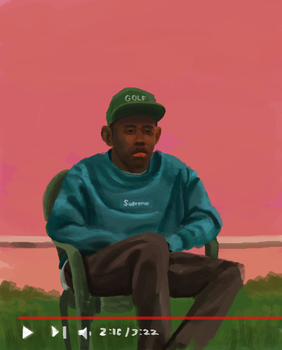 Tyler The Creator by Maxmegapixel