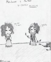 sweeney todd chibi by Tryst-IN