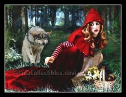 Little Red Riding Hood by JadaCollectibles