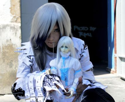 The first joint photo ^_____^ by Riku-bjd