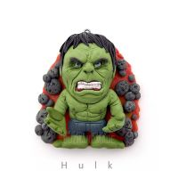 AVENGERS - Hulk - CLAY SCULPTURES by buzhandmade