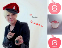 I'm Captain G-Sparrow by lilan8