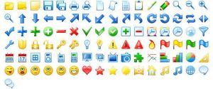 24x24 Free Toolbar Icons by Ikont