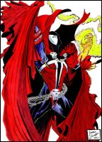 Spawn (The Beginning) by james7371