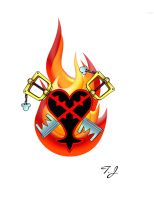 Heartless In Flame by Silgan