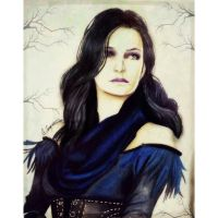 Yennefer-The Witcher 3 by gilly15