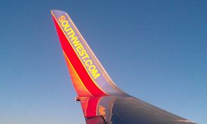Southwest Airlines Winglet in Early Morning by Picture2841