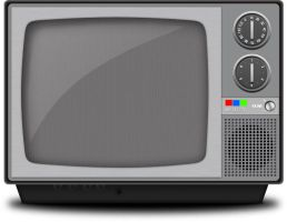 Old TV Icon by jeprie