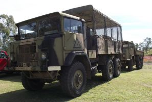 ACCO Troop Truck 6x6 by RedtailFox