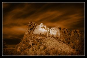 Mount Rushmore by Jamaal10