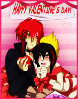 Happy Valentine's Day! by SoulEevee99
