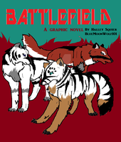 Battlefield Graphic Novel Cover by BlueMoonWolf101