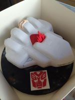 Lost Light Cake by PurrV
