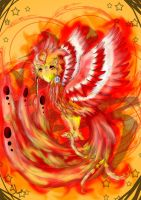 Chinese Sign - Phoenix by SweetLhuna
