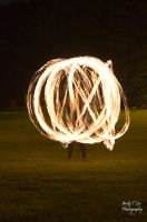 Fire Poi 2 by ATLEE-Photography