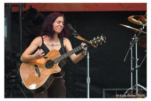 Ani Difranco by escape-is-at-hand