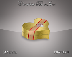 Chocolate Box Icon by PRATH33K