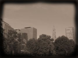 City from Bushnell by Gibmee