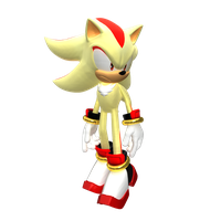 Super Shadow the Hedgehog by Cyberphonic4D