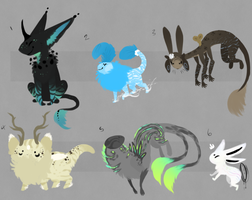 Hatchlings Aw Yea by TheseWeirdFishes