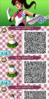 Qrcode Sailor Jupiter by RainboWxMikA
