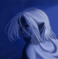 Blue by slyeagle