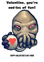 Ood Valentine by leighta