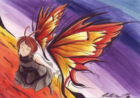 Butterfly by AutomaticGiraffe