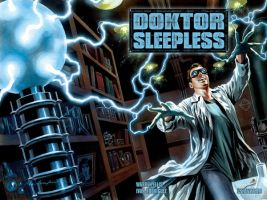 Doktor Sleepless cover 1 by felipemassafera
