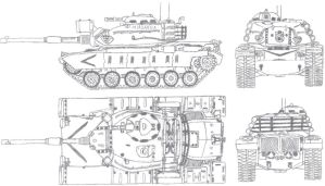 G.A. M57A3 Schematic by GI-MO