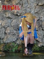 Lucy Heartfilia - Aquarius by onlycyn