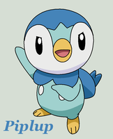 Piplup by Roky320