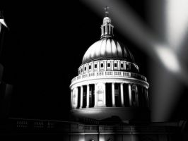 St. Paul's Cathedral by Snazz84