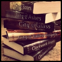 The Mortal Instruments and The Infernal Devices by Azuma-Genkaku