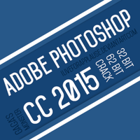 Adobe Photoshop Creative Cloud 2015 by iliveforApplause