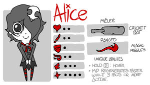 Alice by ShadowStarry