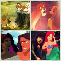 +Disney Crossover Collage+ by camacam11