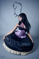 Circle Skirt by BlackRoomPhoto
