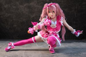 Cure Melody!~ by LordSchiffer