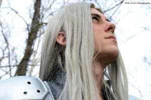 Sephiroth A and G shoot 4 by FaintofHearts33
