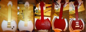 Marceline's Axe Bass by GlamourKat