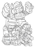 STUNTICONS by dGREAT1