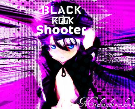 Black Rock Shooter by MidnightRocker2