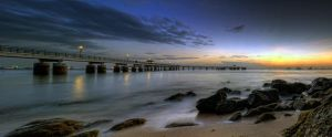 Panoramic Twilight by Shooter1970