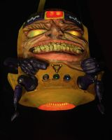 M.O.D.O.K. 3 by NateTheKnife