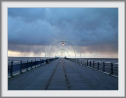 Storm Pier by eighty-three